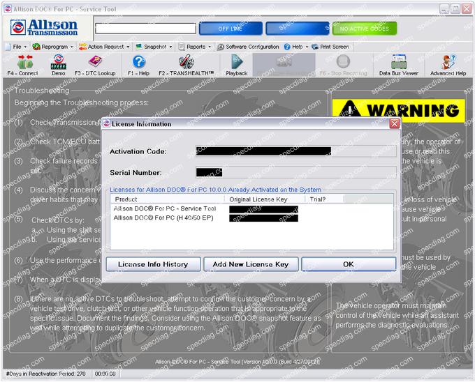 allison doc software  free