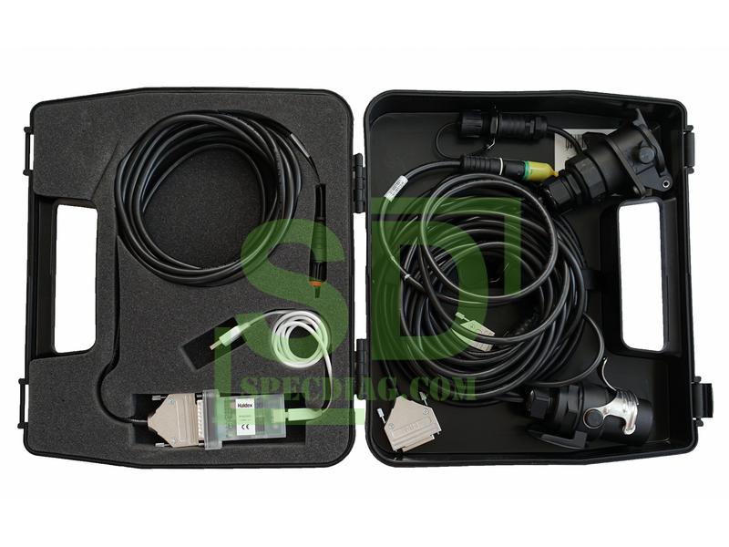 HALDEX DIAG+   PC to EBS EB+   2017   Truck Diagnostic Solutions